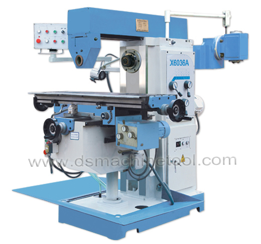 X6036A Horizontal Milling Machine