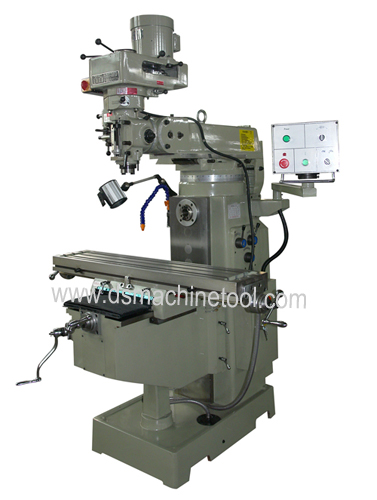 X6325W Vertical and Horizontal Milling Machine
