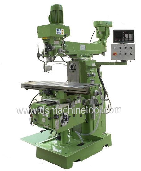 ZX6332ZW Drilling and milling machine
