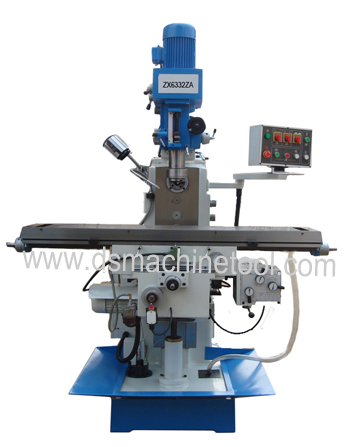 ZX6332Z Drilling and milling machine