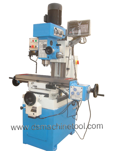 ZX50C Drilling and Milling Machine