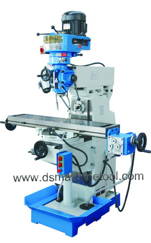 ZX7550Z Drilling and Milling Machine