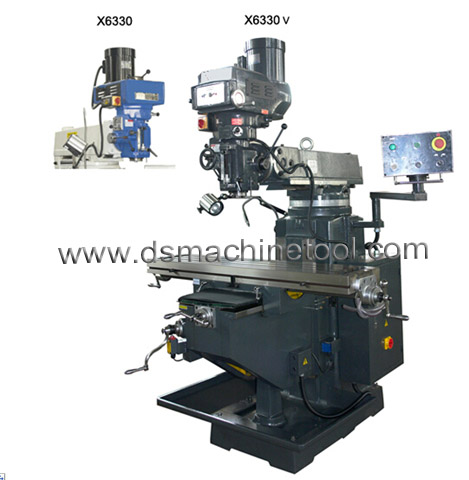 X6330 Vertical Milling Machine