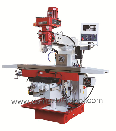 X6333W Vertical and Horizontal Milling Machine