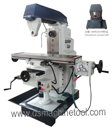 X6128 Horizontal Milling Machine