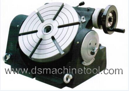 TSK Series Tilting Rotary table